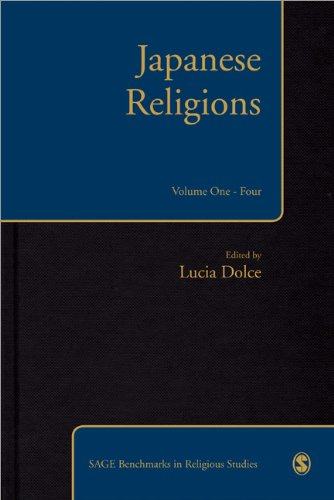 9781849200332: Japanese Religions (SAGE Benchmarks in Religious Studies)