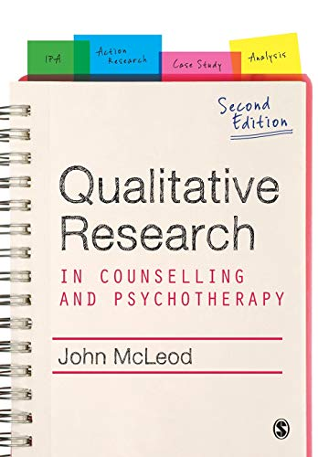 9781849200622: Qualitative Research in Counselling and Psychotherapy