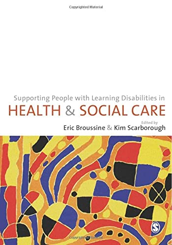 9781849200844: Supporting People with Learning Disabilities in Health and Social Care