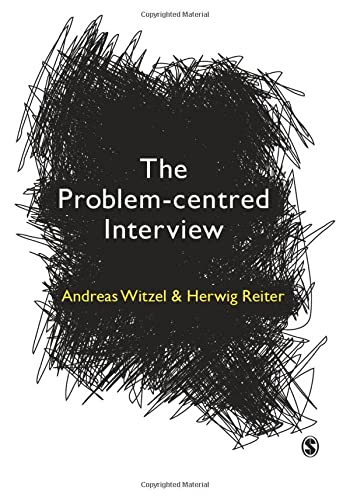 9781849201001: The Problem-Centred Interview