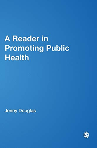 9781849201032: A Reader in Promoting Public Health (Published in association with The Open University)
