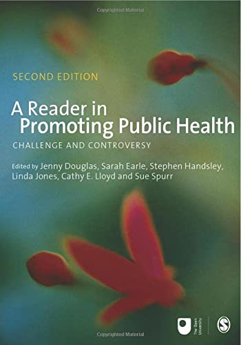 9781849201049: A Reader in Promoting Public Health (Published in association with The Open University)