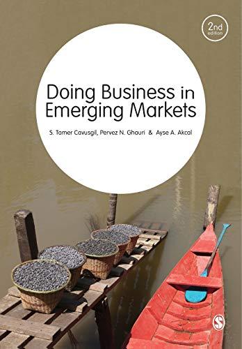 Doing Business in Emerging Markets: S Cavusgil