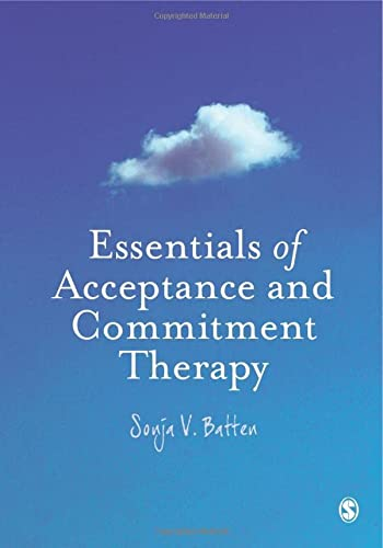 9781849201681: Essentials of Acceptance and Commitment Therapy