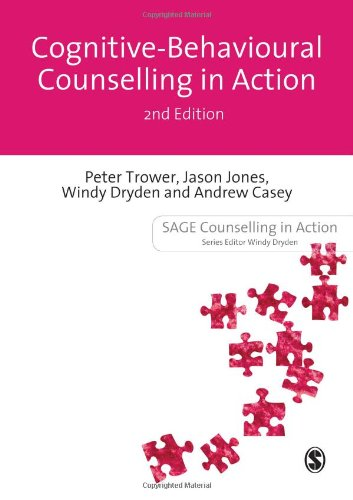 9781849201933: Cognitive Behavioural Counselling in Action (Counselling in Action series)