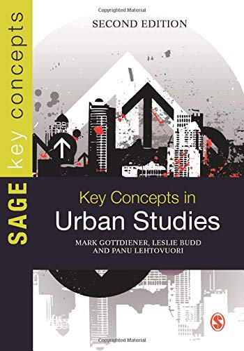 9781849201995: Key Concepts in Urban Studies (SAGE Key Concepts series)