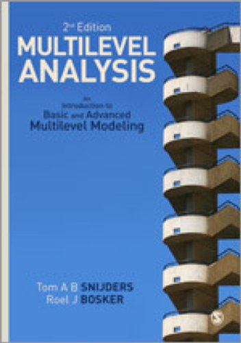 9781849202008: Multilevel Analysis: An Introduction to Basic and Advanced Multilevel Modeling