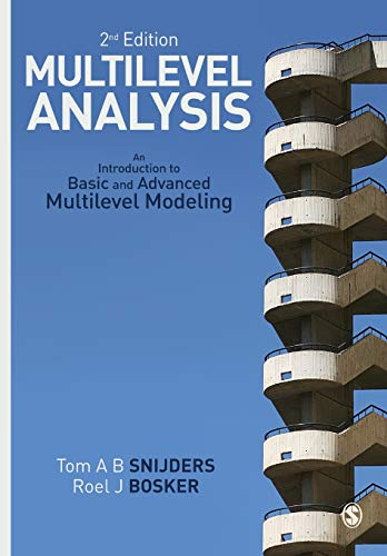 9781849202015: Multilevel Analysis: An Introduction to Basic and Advanced Multilevel Modeling