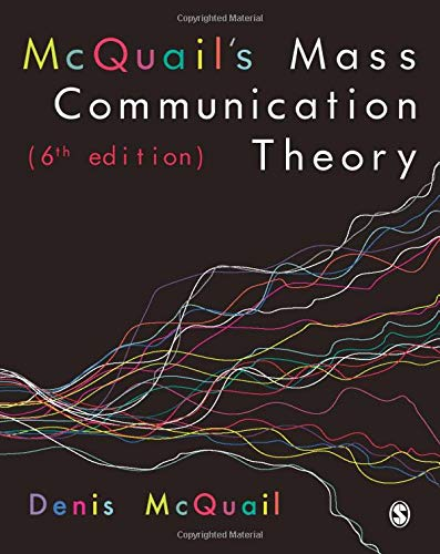9781849202923: McQuail's Mass Communication Theory