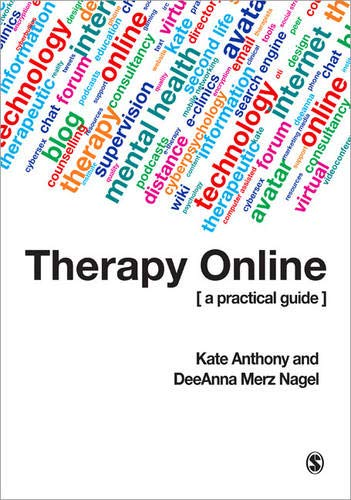 9781849204736: Therapy Online (US ONLY): A Practical Guide