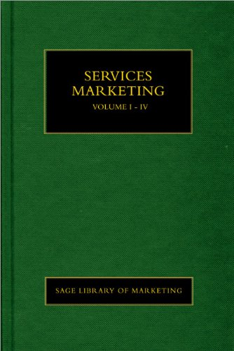 9781849205740: Service Marketing (SAGE Library in Marketing)