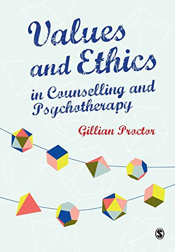 9781849206143: Values & Ethics in Counselling and Psychotherapy