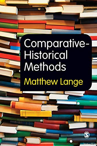 9781849206280: Comparative-Historical Methods