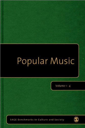 9781849207584: Popular Music (Sage Benchmarks in Culture and Society)
