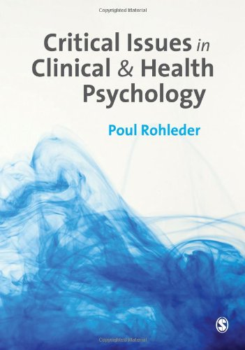 9781849207614: Critical Issues in Clinical and Health Psychology