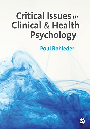 9781849207621: Critical Issues in Clinical and Health Psychology