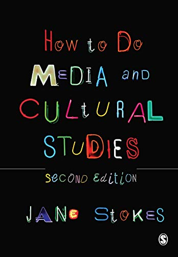 9781849207867: How to Do Media and Cultural Studies