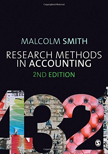 9781849207973: Research Methods in Accounting