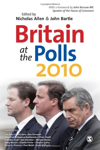 9781849208451: Britain at the Polls 2010