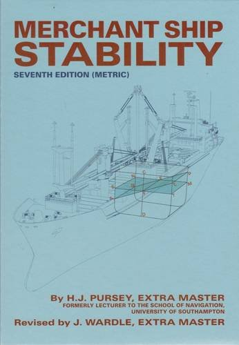 9781849270236: Merchant Ship Stability