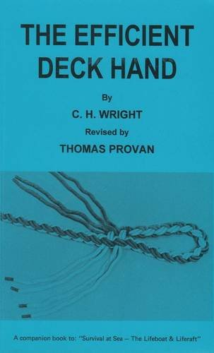 9781849270281: The Efficient Deck Hand