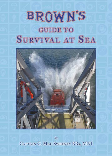 9781849270533: Brown's Guide to Survival at Sea
