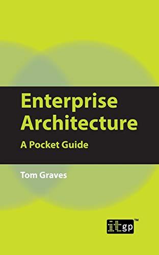 9781849280167: Enterprise Architecture: A Pocket Guide