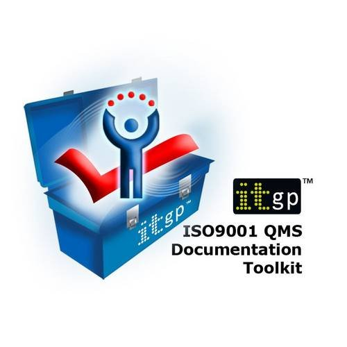 9781849280877: ISO9001 QMS Quality Management System Documentation Toolkit