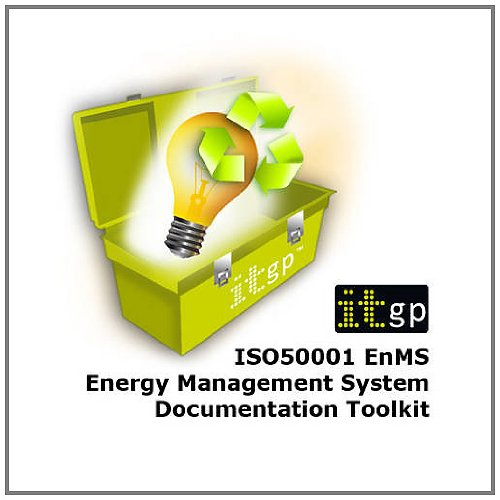 9781849283120: ISO50001 EnMS Energy Management System Documentation Toolkit