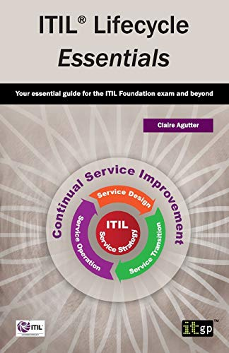 9781849284172: ITIL Lifecycle Essentials