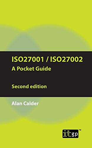 9781849285223: Iso27001/Iso27002 a Pocket Guide - Second Edition: 2013