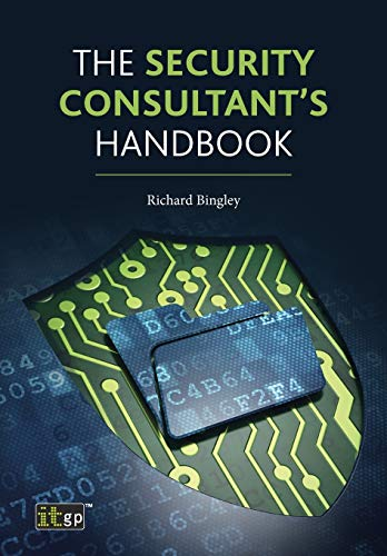 9781849287487: The Security Consultant's Handbook