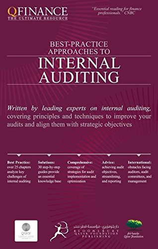 Best-Practice Approaches to Internal Auditing