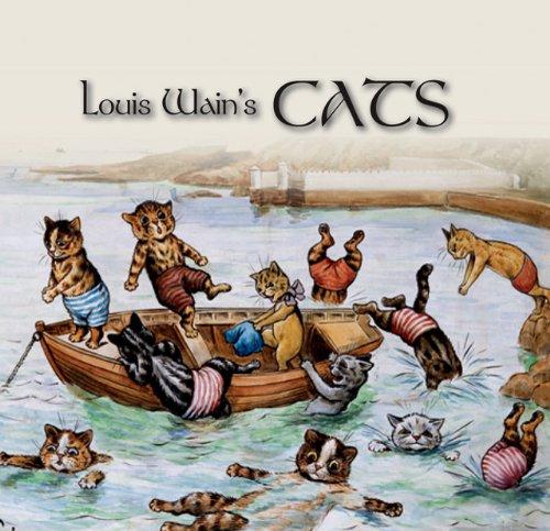 9781849310260: Louis Wain's Cats