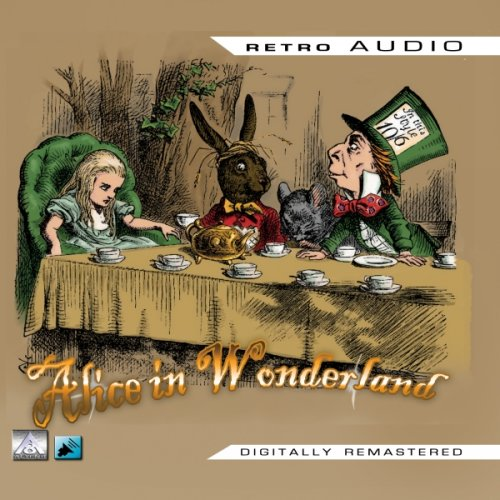 9781849330114: Alice in Wonderland: A Classic Audio Play