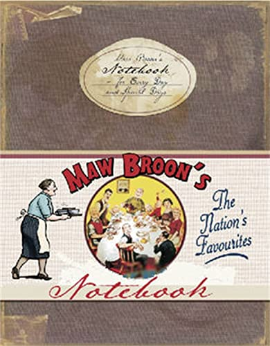 Maw Broon's Kitchen Notebook: Catherine Brown