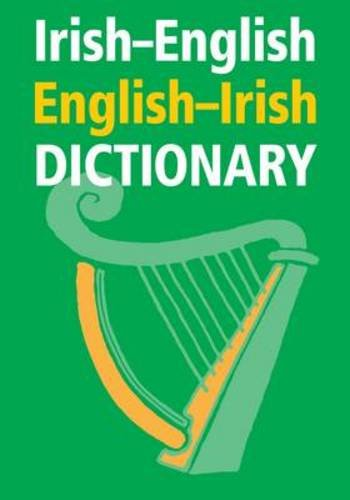 9781849340519: Irish-English English-Irish Dictionary