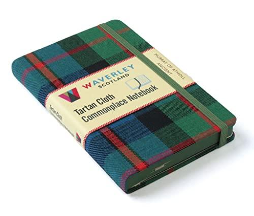 9781849344128: Waverley (M): Murray of Atholl AncientTartan Cloth Pocket Commonplace Notebook (Waverley Scotland Tartan Cloth Commonplace Notebooks/Gift/Stationery/Plaid)