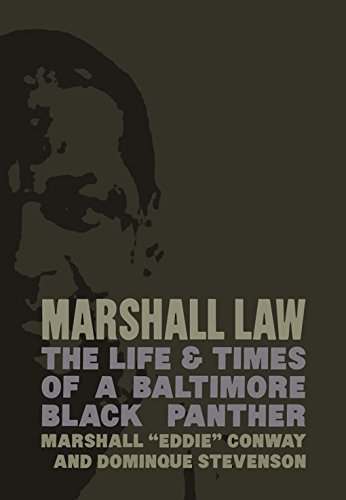 9781849350228: Marshall Law: The Life & Times of a Baltimore Black Panther