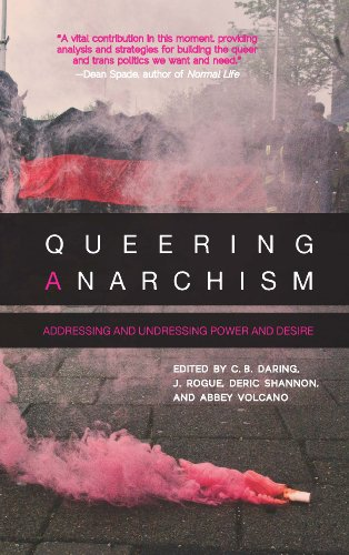 9781849351201: Queering Anarchism: Addressing and Undressing Power and Desire