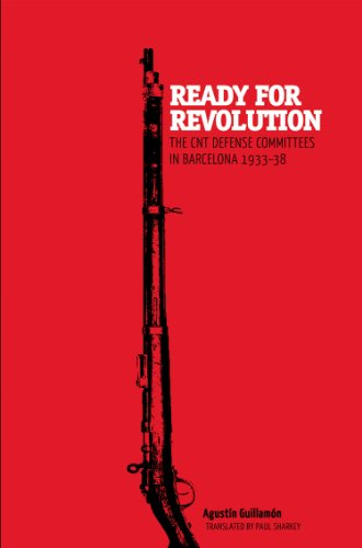 9781849351423: Ready for Revolution: The CNT Defense Committees in Barcelona, 1933-1938