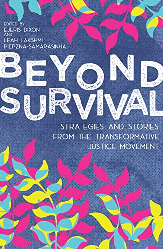 9781849353625: Beyond Survival: Strategies and Stories from the Transformative Justice Movement