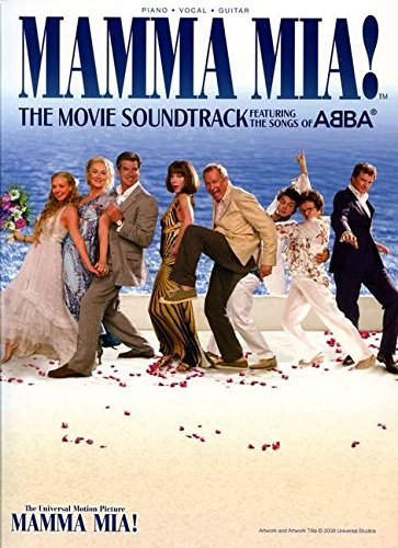 9781849380294: Mamma Mia!: The Movie Soundtrack Featuring the Songs of Abba