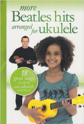 9781849380348: More Beatles Hits Arranged For Ukulele