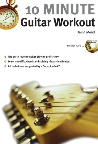 9781849380775: 10 Minute Guitar Workout (10 Minute (Omnibus Press))