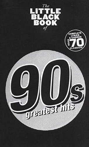 9781849380898: Little Black Book of 90'S Greatest Hits (Little Black Songbook)