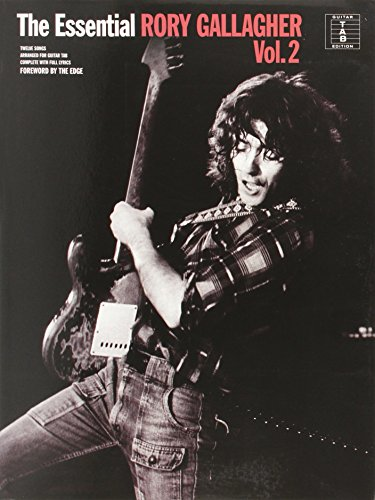9781849381161: The Essential Rory Gallagher Volume 2 Gtr (Tab)
