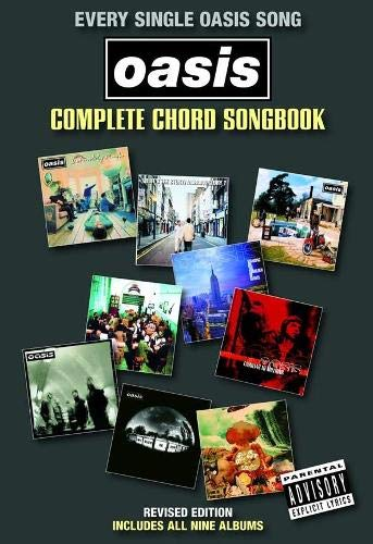 9781849381178: Oasis: Complete Chord Songbook (2009 Revised Edition)