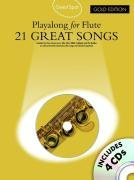 Guest Spot Playalong For Flute Gold Edition Flt Book/2Cd (Book & CD): Various