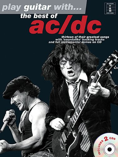 9781849381598: Play Guitar with the Best of AC/DC Bk/online audio